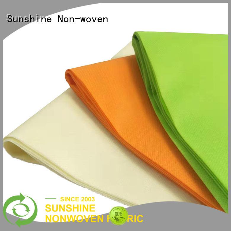 Sunshine pp spunbond nonwoven directly sale for shop