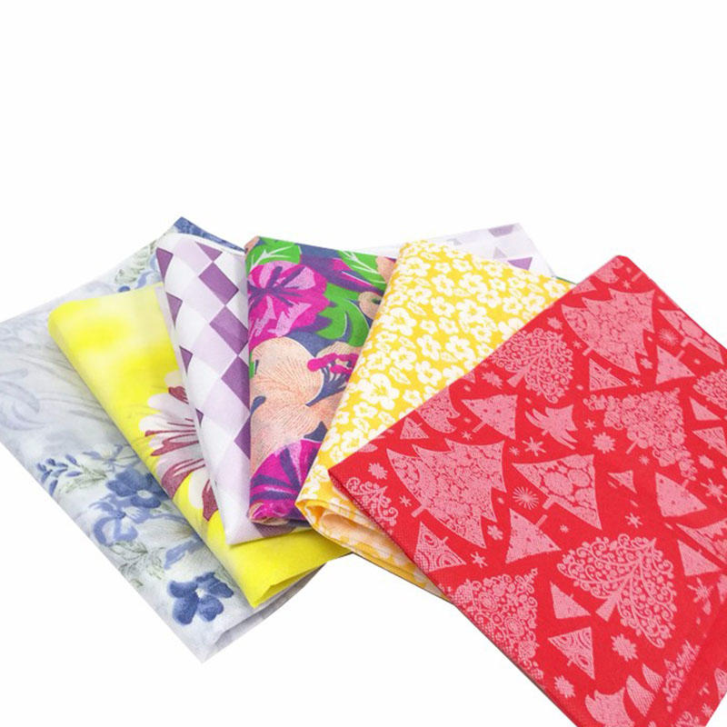 100 %Virgin PP Spunbond Nonwoven Printed Fabric