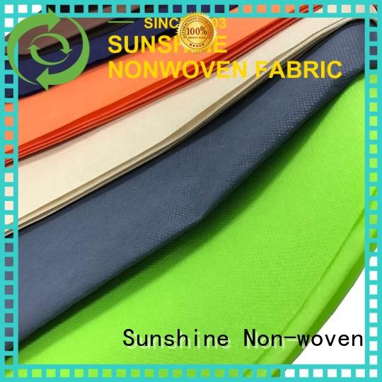 Sunshine cover pp spunbond nonwoven personalized for shop