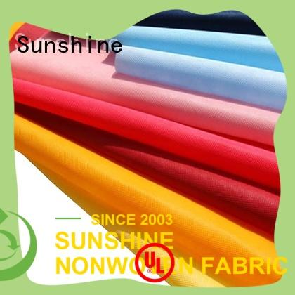 jointed non woven cloth spunbond from China for table cover