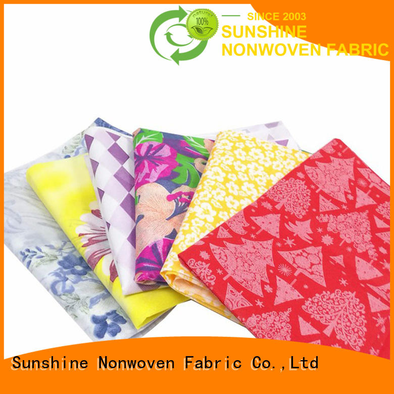 printed non woven bag printing virgin directly sale for covers