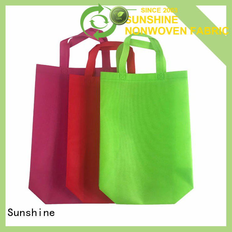 single nonwoven bags pp directly sale for household