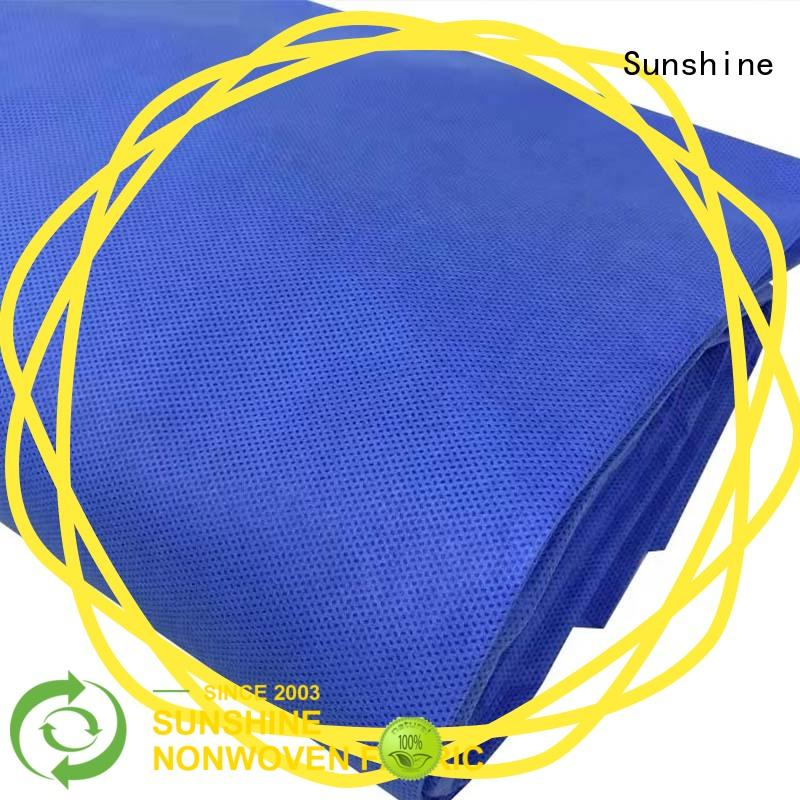 Sunshine 112132m sms non woven personalized for home