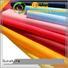 high quality non woven fabric polypropylene supplier for shopping bag