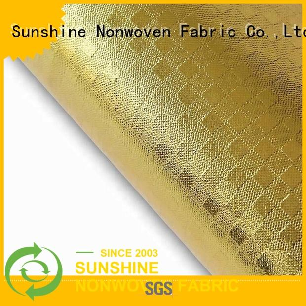 waterproof laminated fabric fabric manufacturer for bedsheet