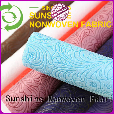 Sunshine bright embossed fabric inquire now for covers