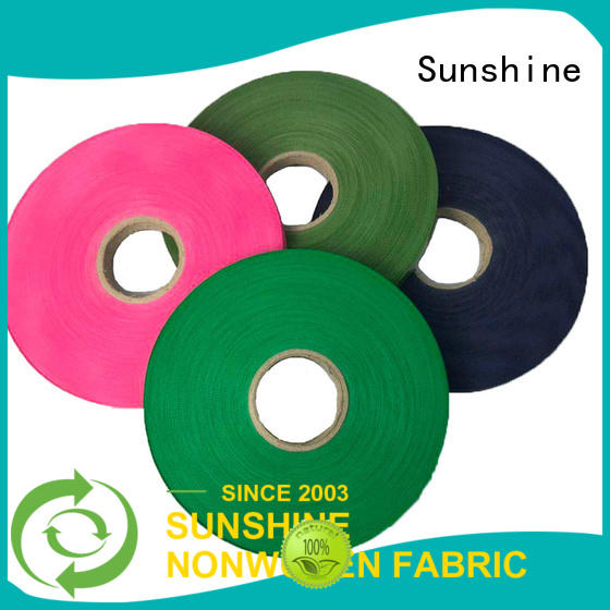 colorful pp spunbond nonwoven woven directly sale for shop