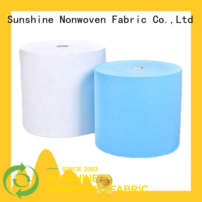 professional disposable non woven bed sheet from China for bedding