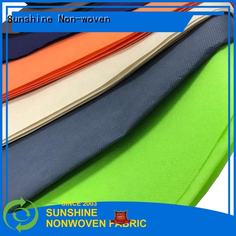 Sunshine professional pp nonwoven fabric series for wrapping