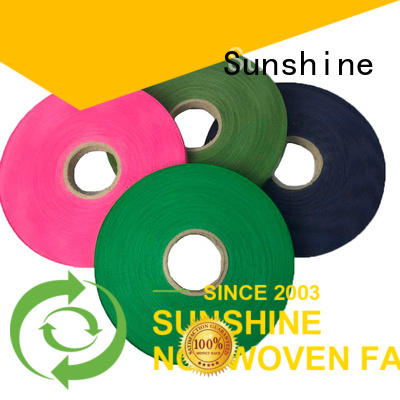 Sunshine per pp spunbond nonwoven factory for wrapping