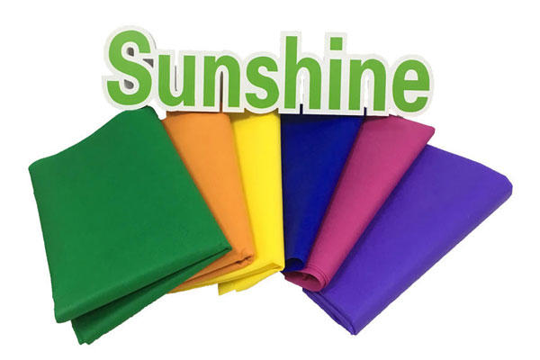 sunshine non woven fabric features
