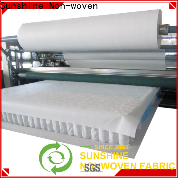 Sunshine fabric waterproof non woven fabric supplier for furniture