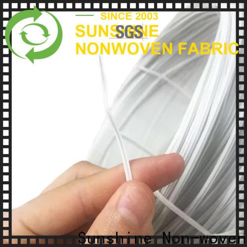 Sunshine biodegradable earloop face mask manufacturer for medical products