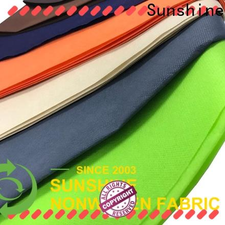 Sunshine woven pp nonwoven fabric series for wrapping