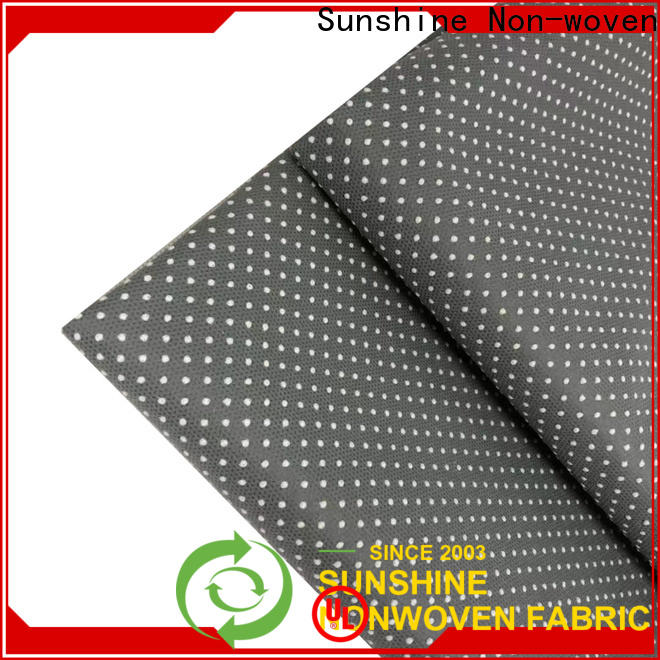 Sunshine anti non slip material factory price for slipper