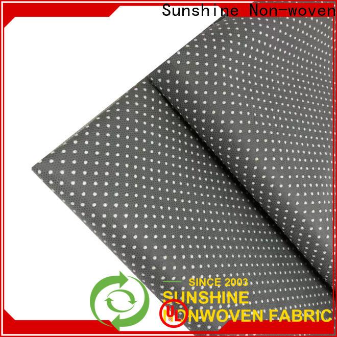 Sunshine anti non slip material factory price for slipper