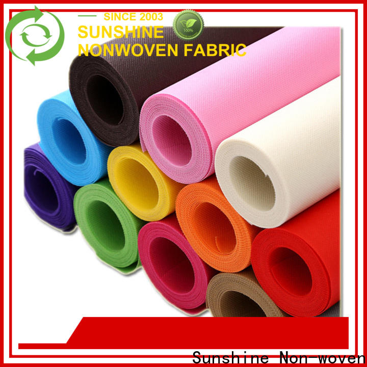 quality non woven cloth material with good price for gifts
