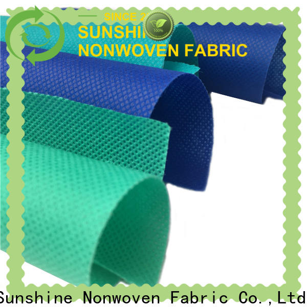 quilting pp nonwoven fabric polypropylene personalized for packaging