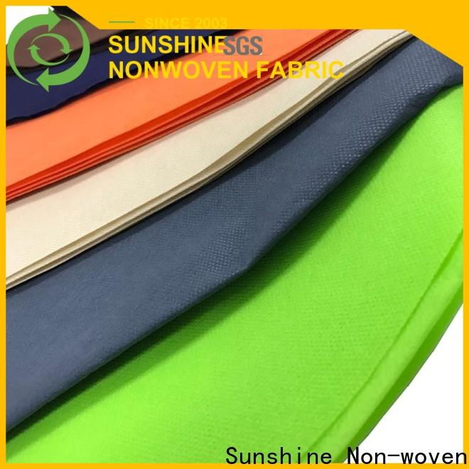 professional pp nonwoven fabric cover factory for packaging