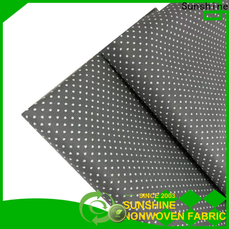 dotted non skid fabric anti supplier for bath room