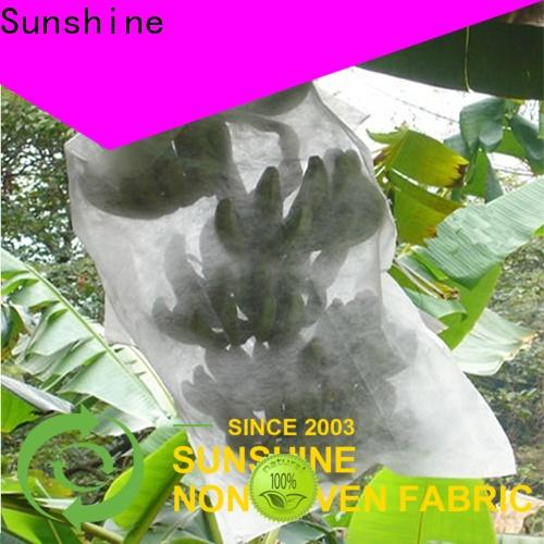 Sunshine polypropylene banana bunch cover from China
