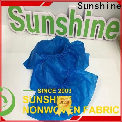 Sunshine full disposable shoe covers inquire now for medical