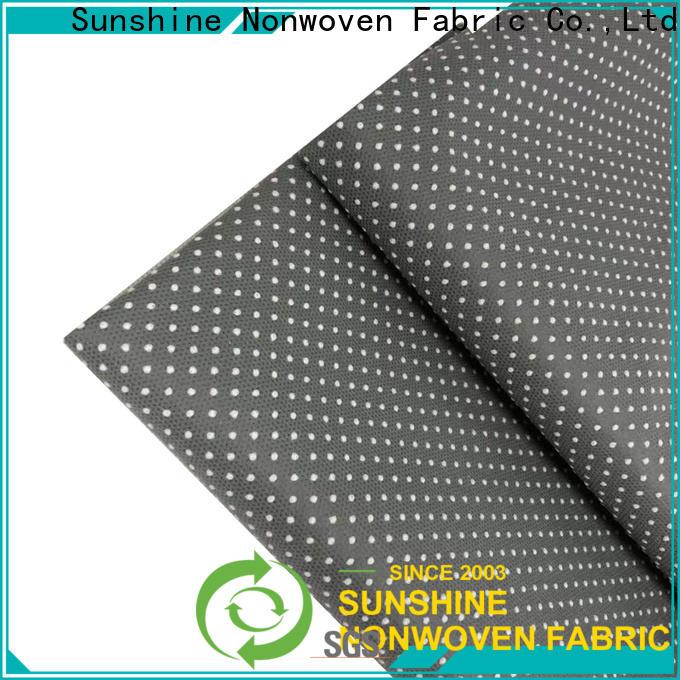 anti-skid non skid fabric spunbond supplier for toilet