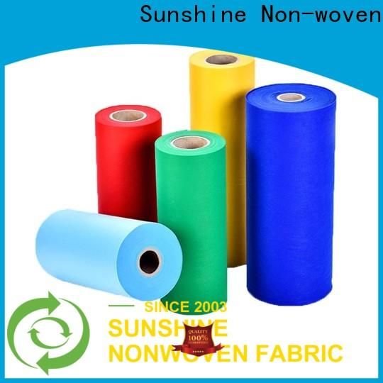 quilting pp nonwoven fabric fabric directly sale for packaging