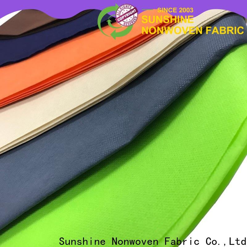 quilting spunbond polypropylene fabric textile personalized for packaging