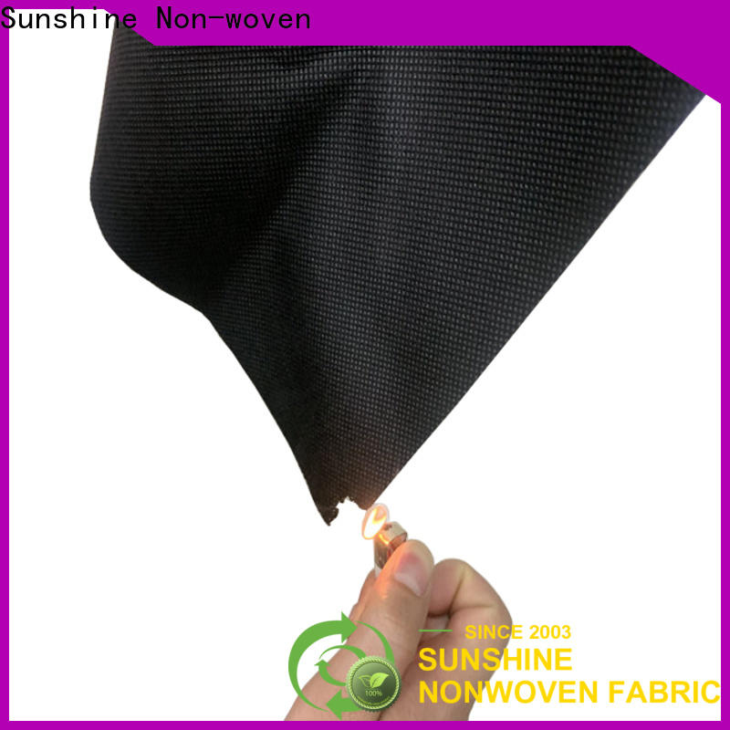 Sunshine spring fire retardant fabric from China for medical products