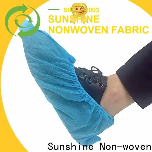 Sunshine full non woven shoes cover inquire now for shoes