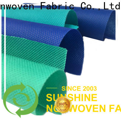 Sunshine professional pp nonwoven fabric personalized for packaging