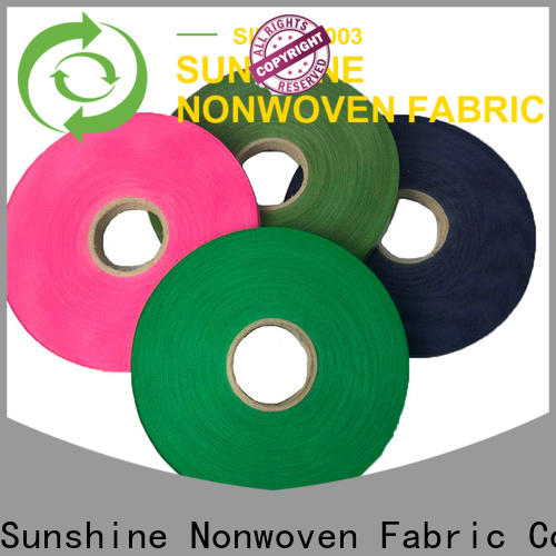 professional spunbond polypropylene fabric fabric series for wrapping