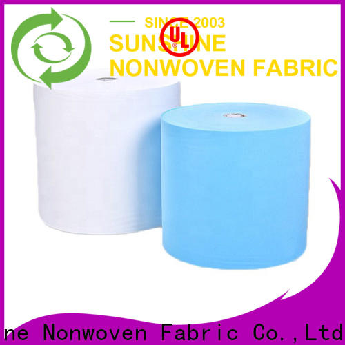 professional non woven sheet hospital oem for bedding