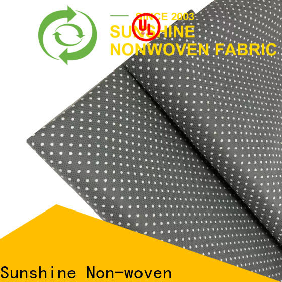 Sunshine hotel non slip material from China for hotel