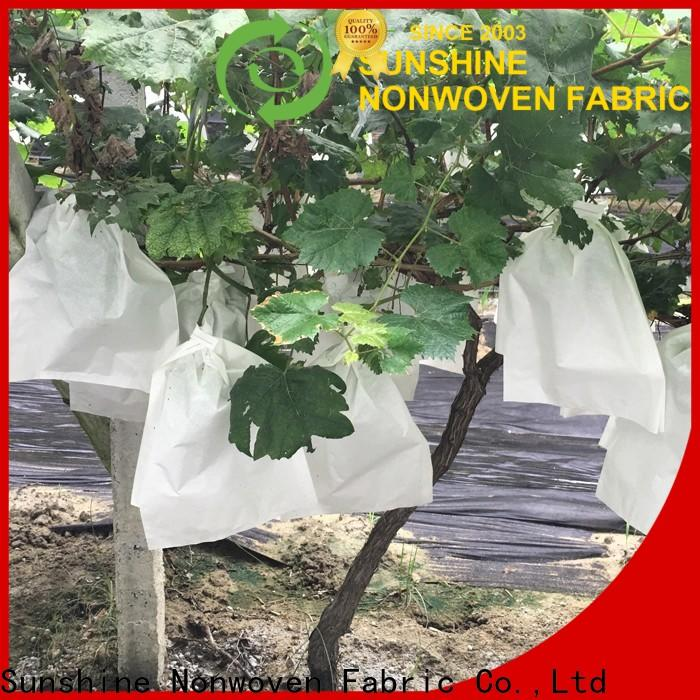 Sunshine agriculture plant cover fabric factory price for gardon