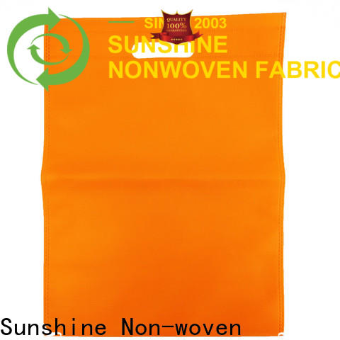 Sunshine pp non woven carry bags directly sale for household