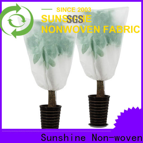 agriculture plant cover fabric fabric supplier for gardon