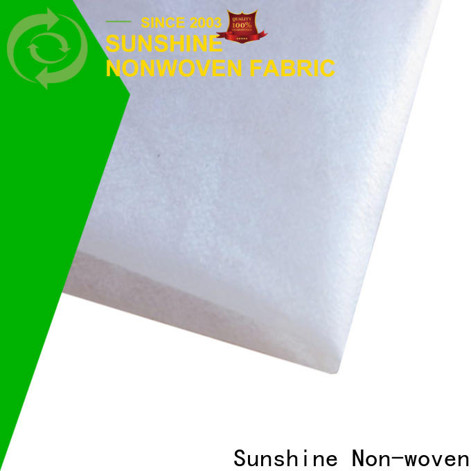 Sunshine baby ss non woven directly sale for shoes