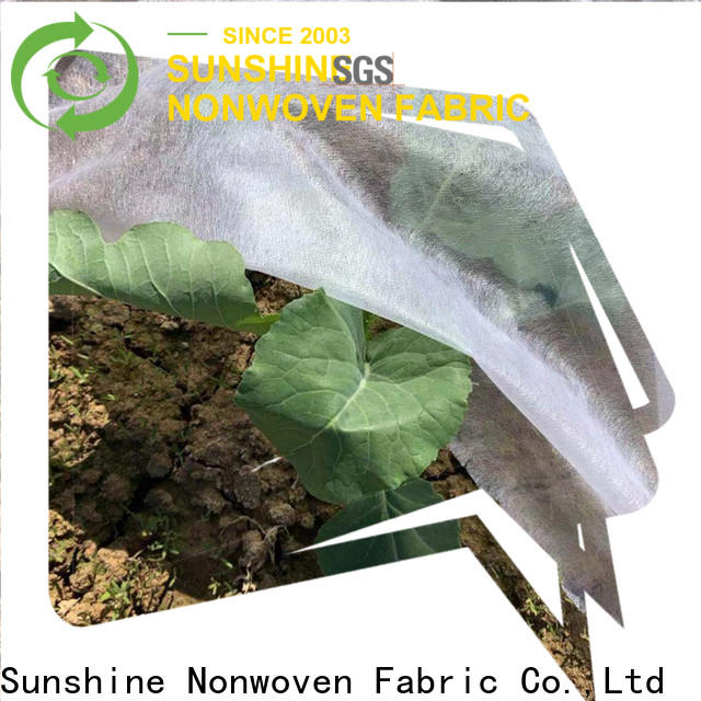 approved weed control fabric nonwoven series for outdoor
