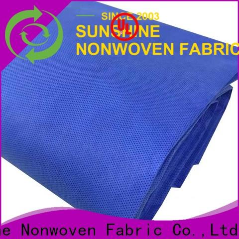 Sunshine colorful ss non woven directly sale for shoes