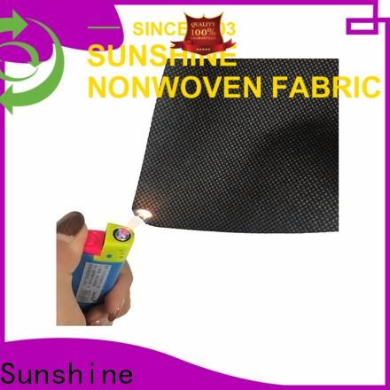 Sunshine retardant fire retardant fabric from China for table cover