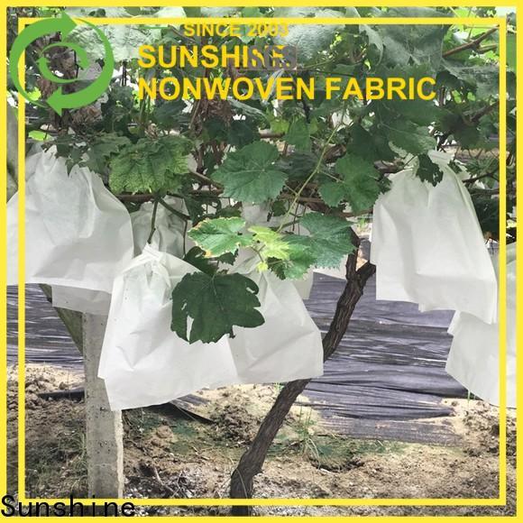 Sunshine drawstring banana bunch cover supplier for fruit