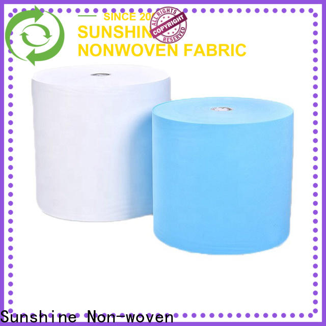 comfortable disposable non woven bed sheet waterproof oem for bedding