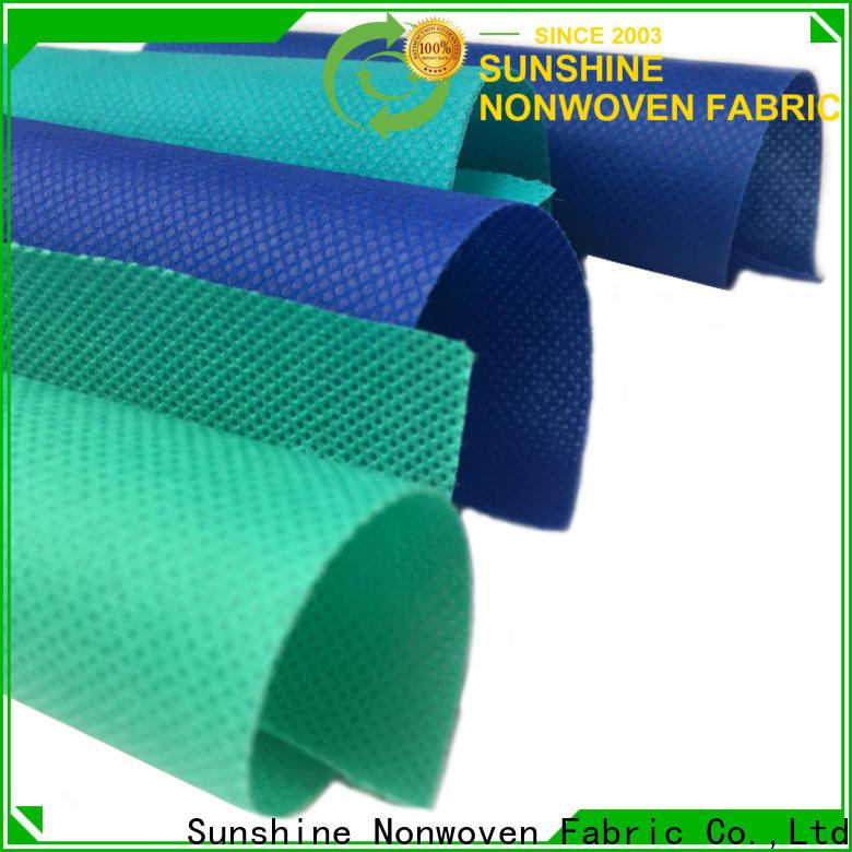 Sunshine quilting polypropylene spunbond nonwoven fabric series for shop
