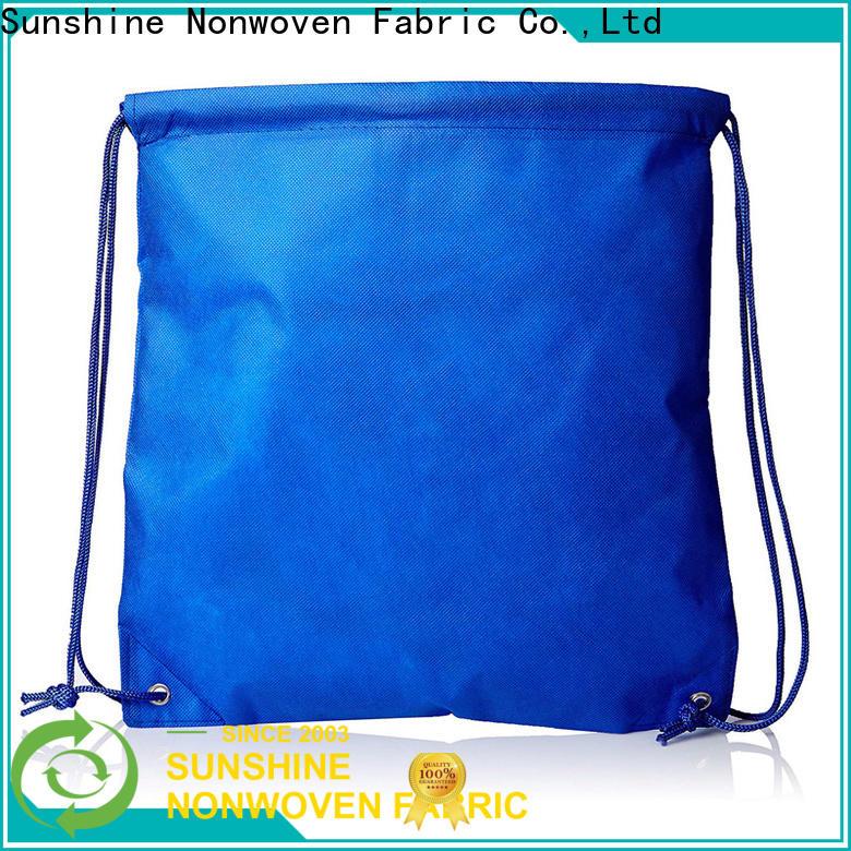 Sunshine medical non woven shopping bag wholesale for bedroom