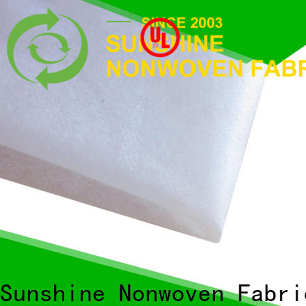 Sunshine hydrophilic ss non woven personalized for shoes