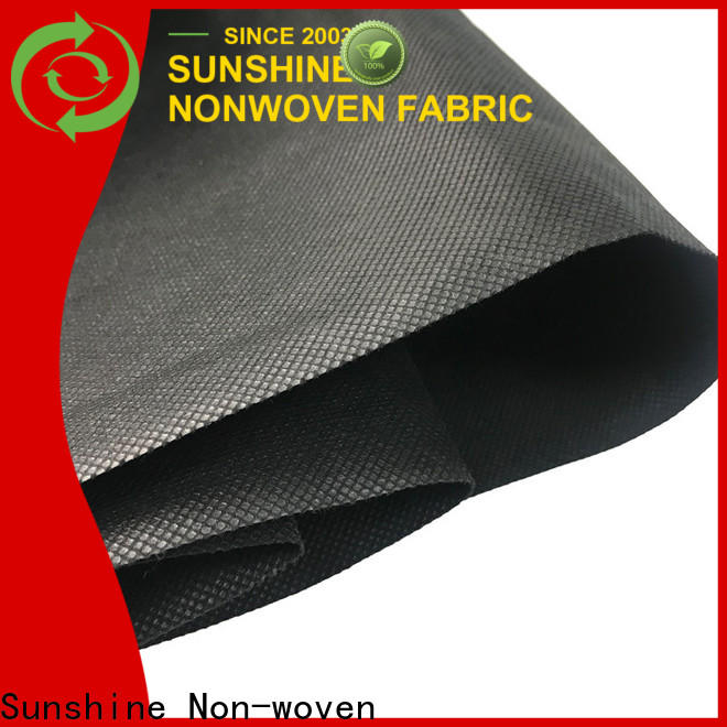 Sunshine durable landscape fabric personalized for covering