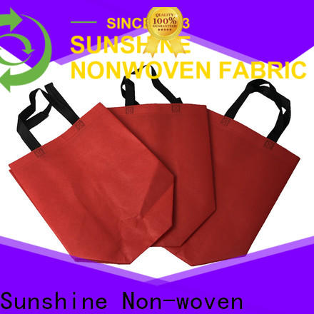 disposable non woven carry bags customized series for household
