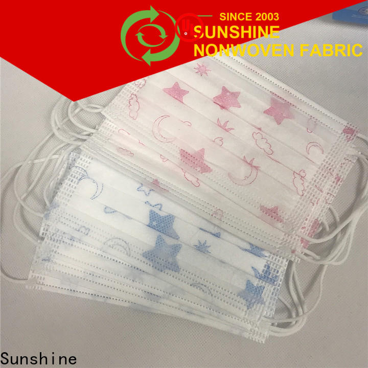 Sunshine banquet non woven bag printing personalized for covers